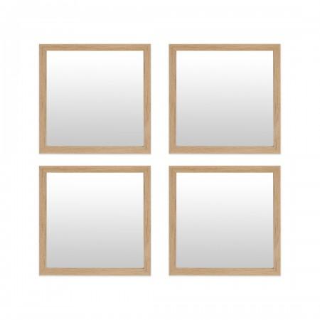 Set de 4 espejos Daira