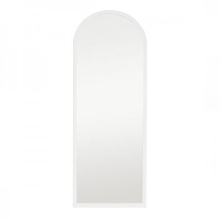 Espejo Duna II blanco