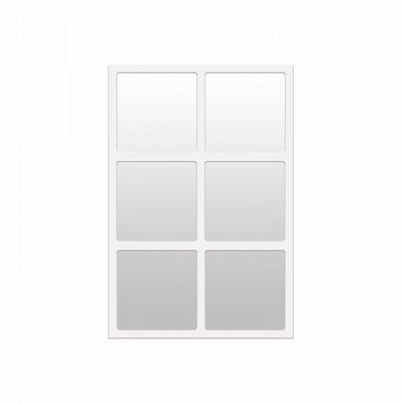 Espejo Lisboa blanco II