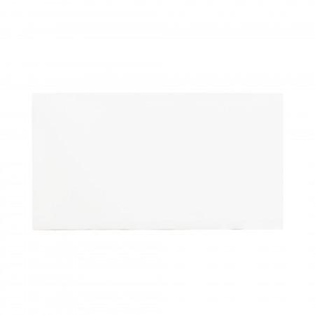 Cabecero algodón stone blanco