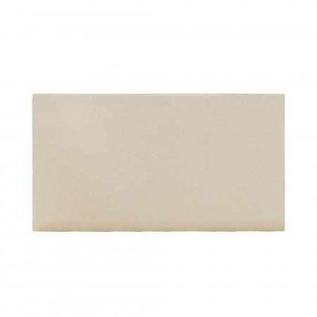 Cabecero algodón stone beige