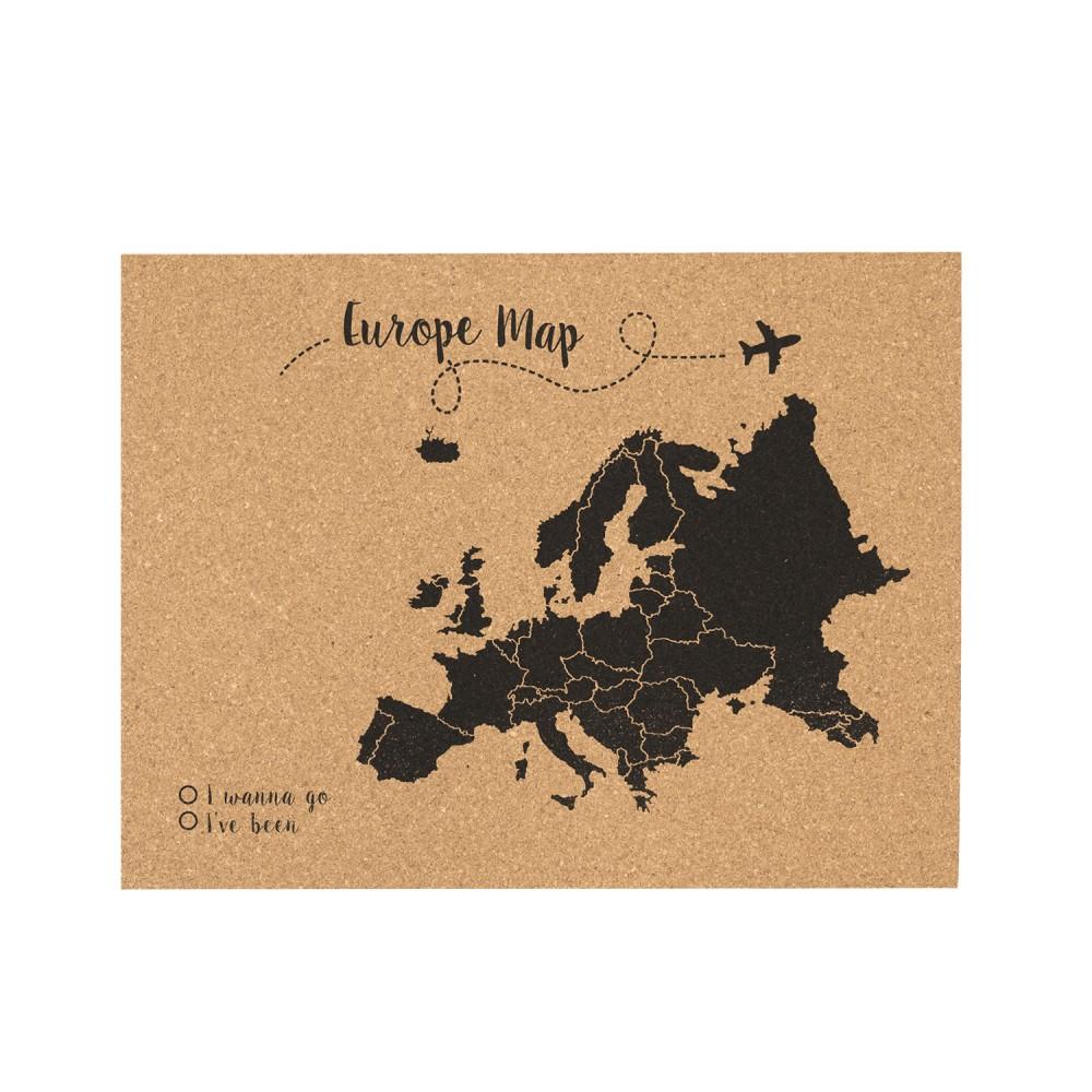 Corcho mapa europa negro venta de todo tipo de cabeceros de madera y accecesorios - Mapa de corcho ...