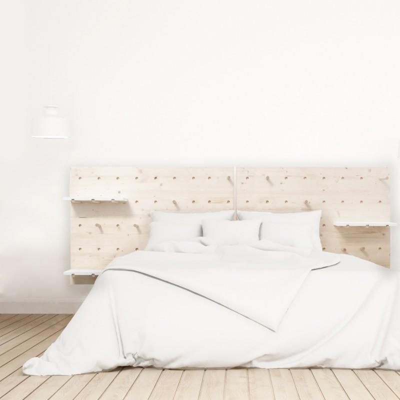 Cabecero n rdico de madera venta de todo tipo de for Cabeceros de cama estilo nordico