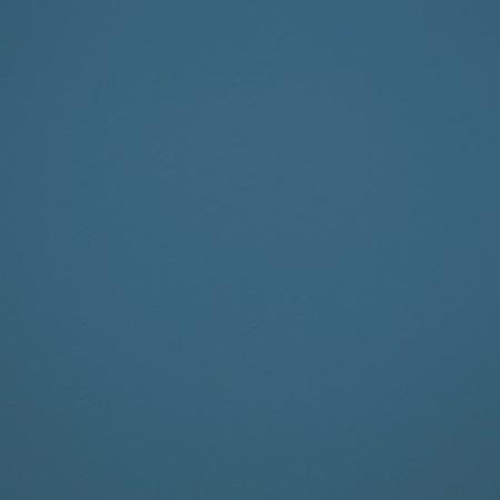 Cabecero rectangular azul