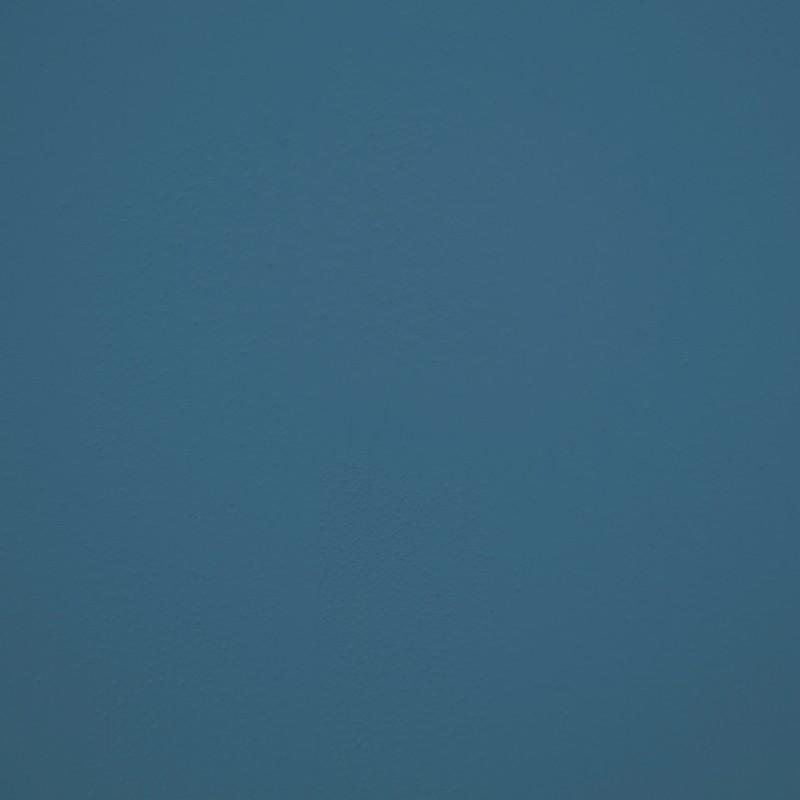 Cabecero rrectangular azul
