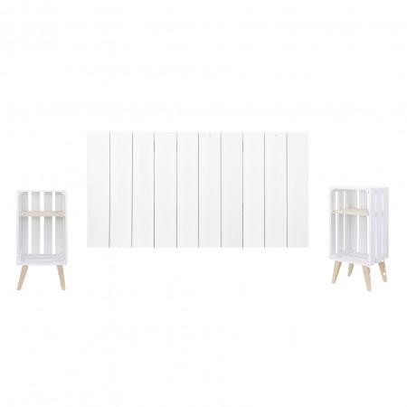 Pack blanco vertical