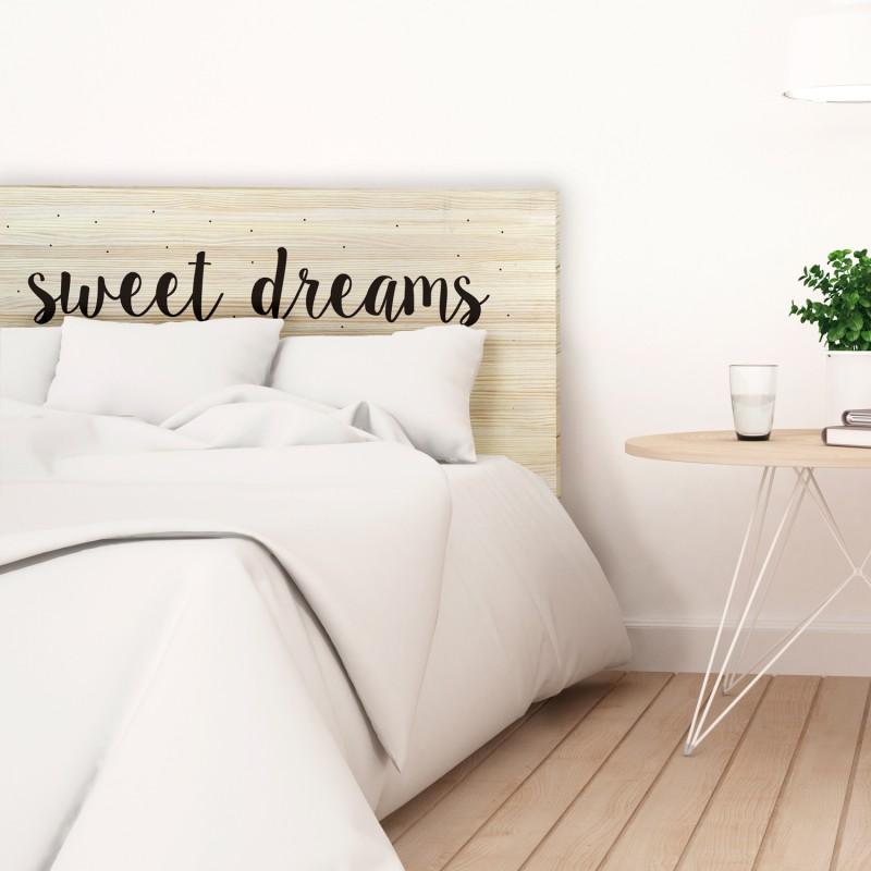 Cabecero natural sweet dreams