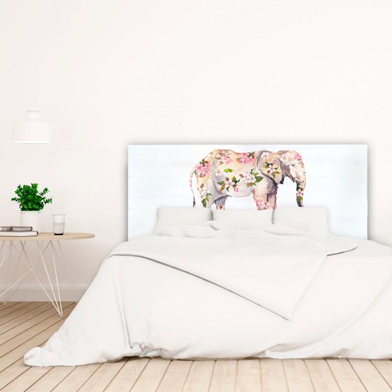 Cabecero 'Elefante boho'
