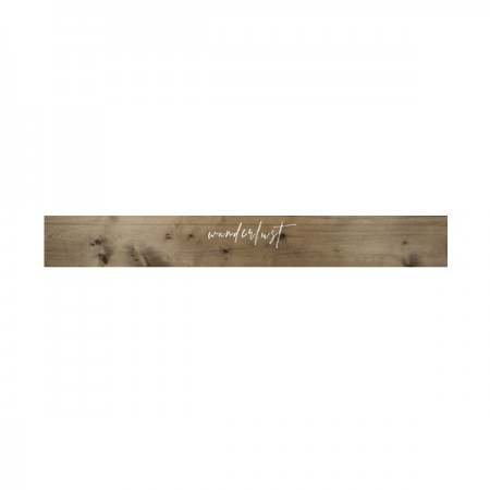 Cabecero de madera envejecido 'Wanderlust Romántico'