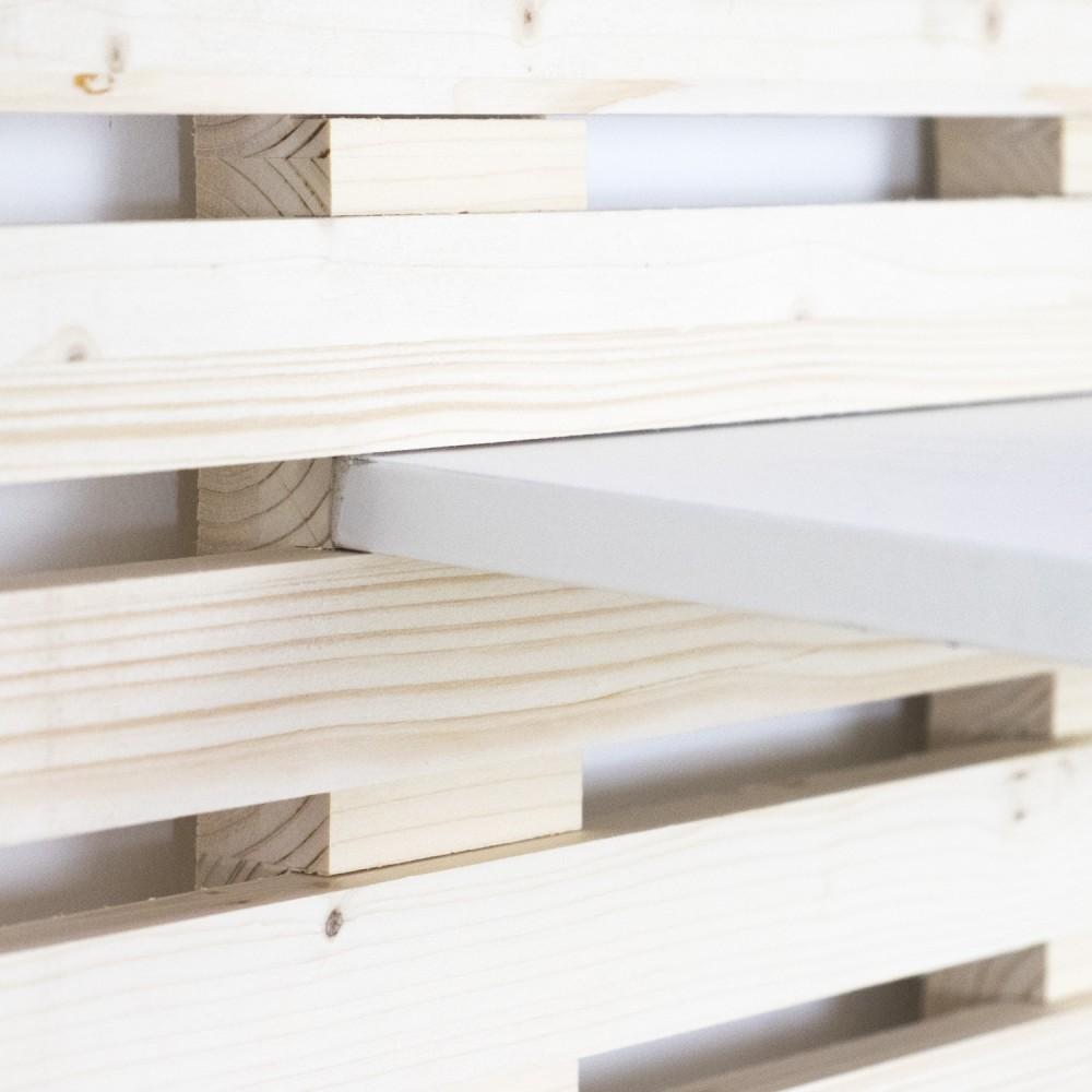 Cabecero n rdico de madera ikea venta de todo tipo de cabeceros online - Cabeceros de madera a medida ...