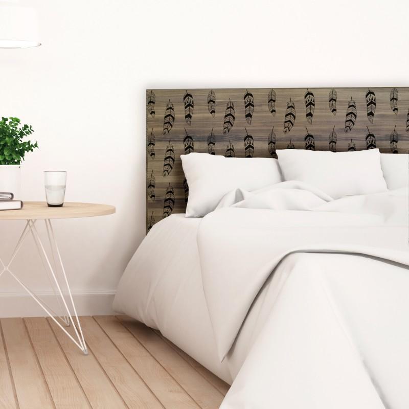 Cabecero blanco sweet dreams
