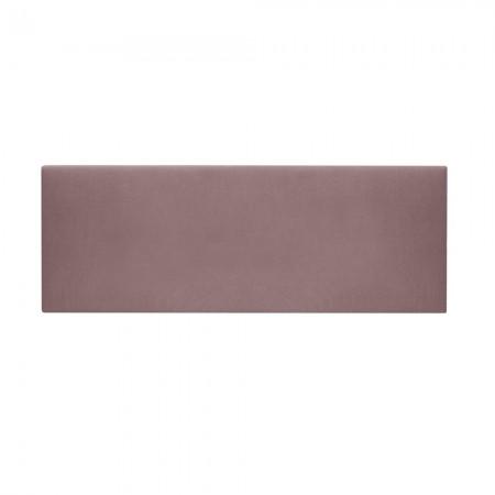 Cabecero tapizado Mimuk liso rosa
