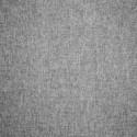 Cabecero Poliéster liso gris