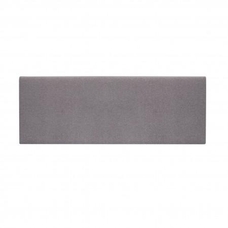 Cabecero tapizado Hoola liso morado