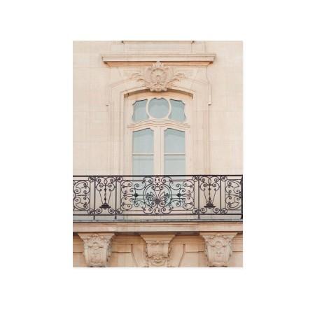 Cuadro de madera Parisian