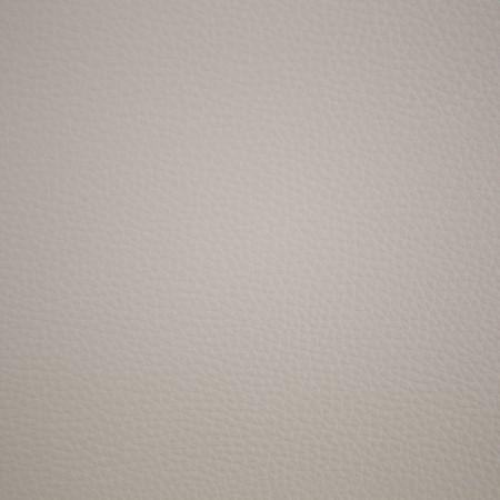 Cabecero tapizado Nils de polipiel Marrón