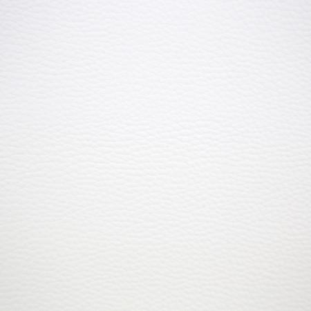 Cabecero tapizado Nils de polipiel blanco